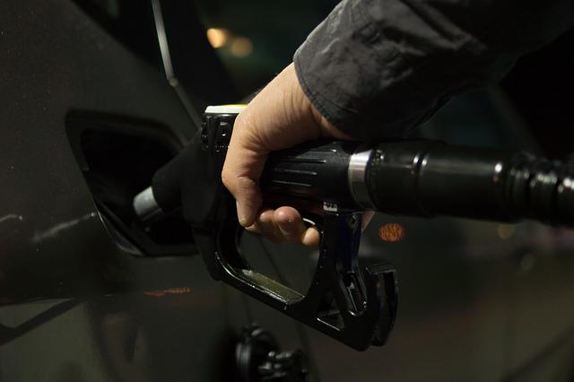 verifique a gasolina
